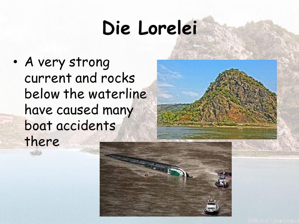 Die Lorelei Die Lorelei is also the name of a feminine water spirit associated with this rock Similar to mermaids or sirens in Greek mythology Popular in German folklore, music, art, and literature