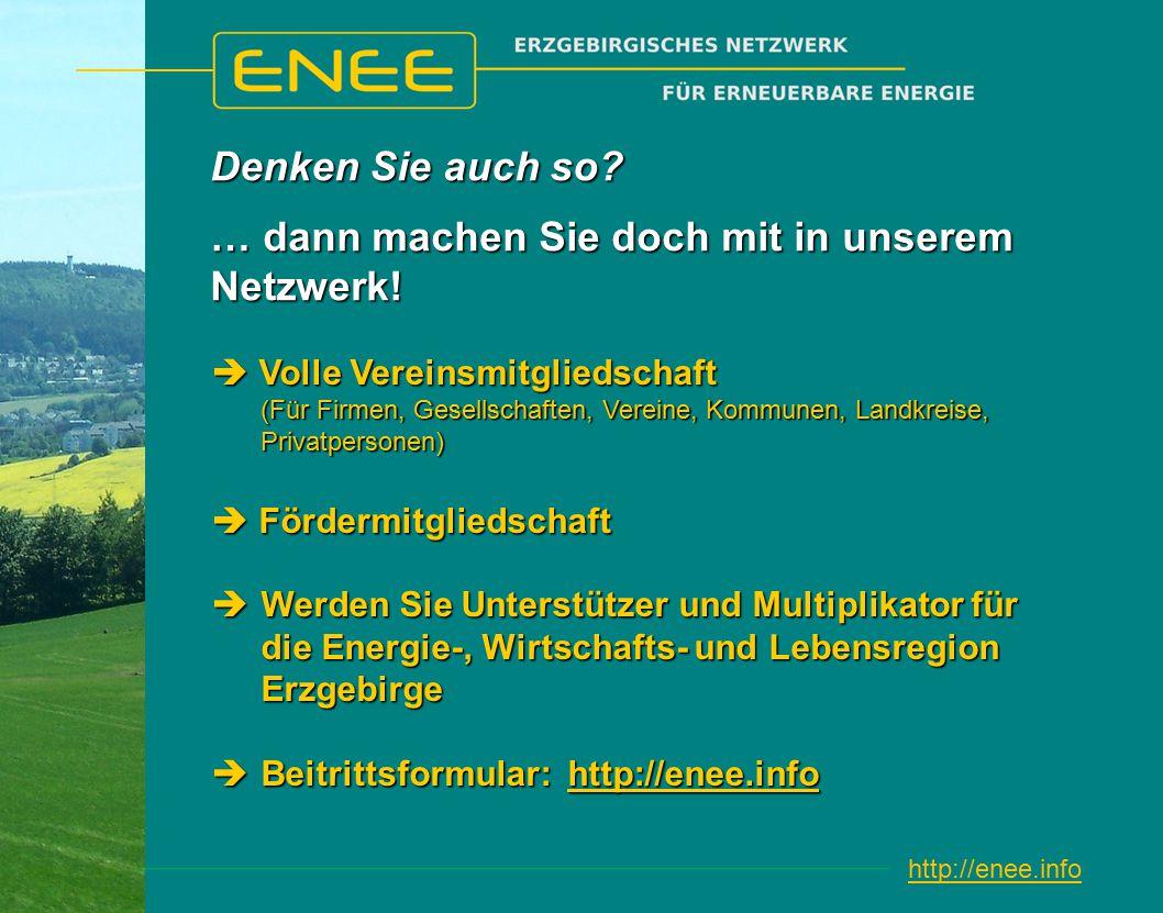 http://enee.info Denken Sie auch so. … dann machen Sie doch mit in unserem Netzwerk.