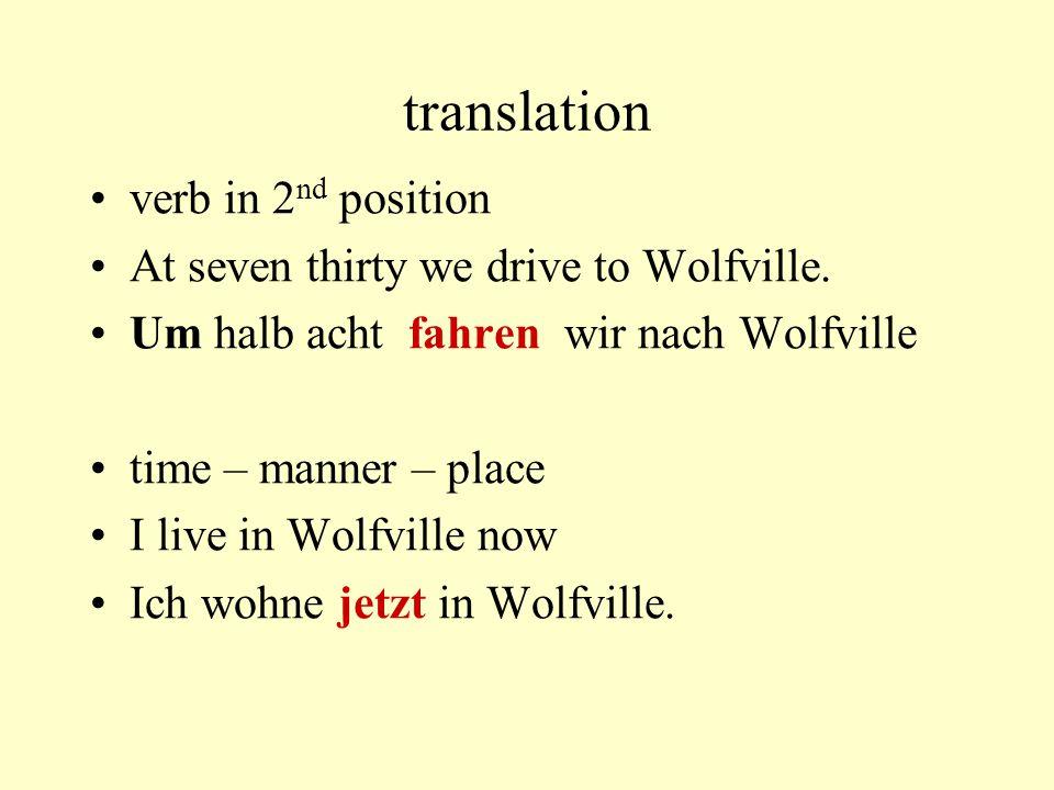 translation male / female Lehrer / Lehrerin I'm a student.