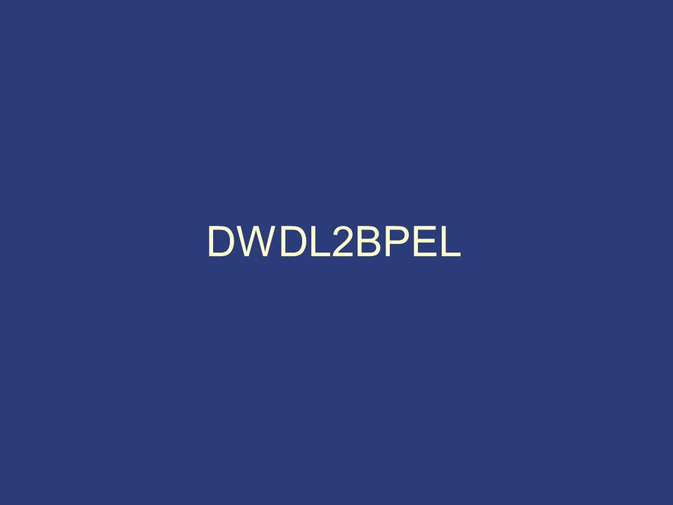 DWDL2BPEL