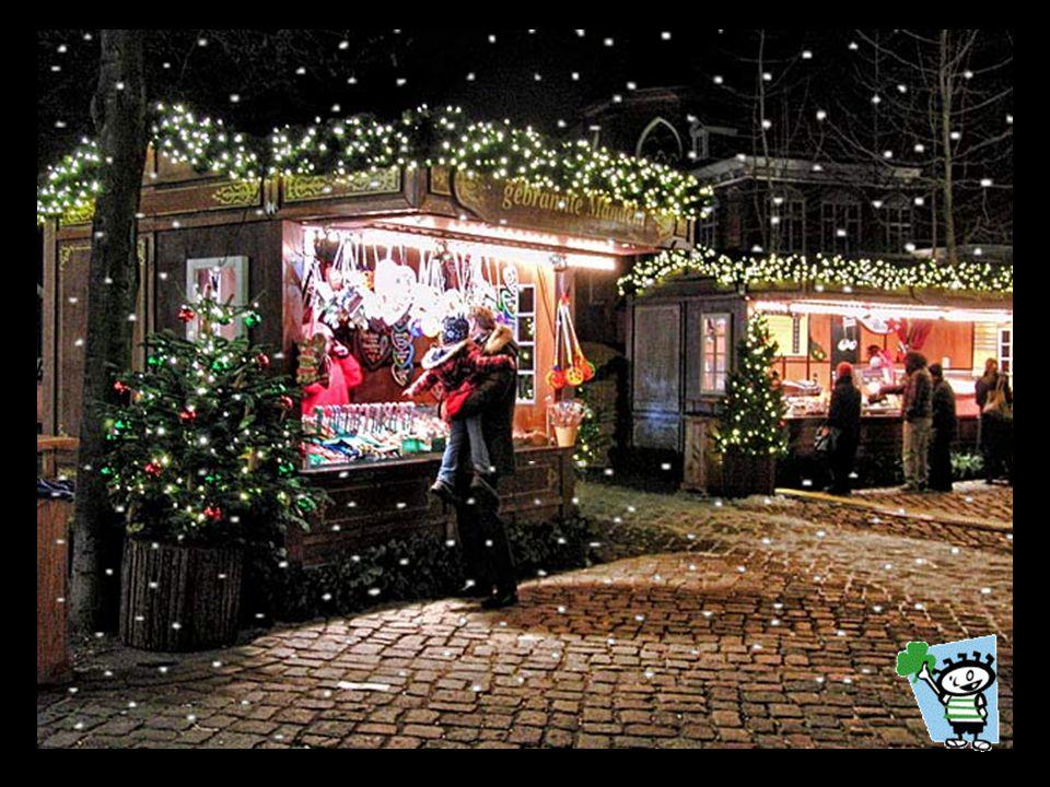 Weihnachten, heißt mit anderen teilen. Jedes Mal, wenn die Not eines Unglücklichen gemildert wird, ist Weihnachten.