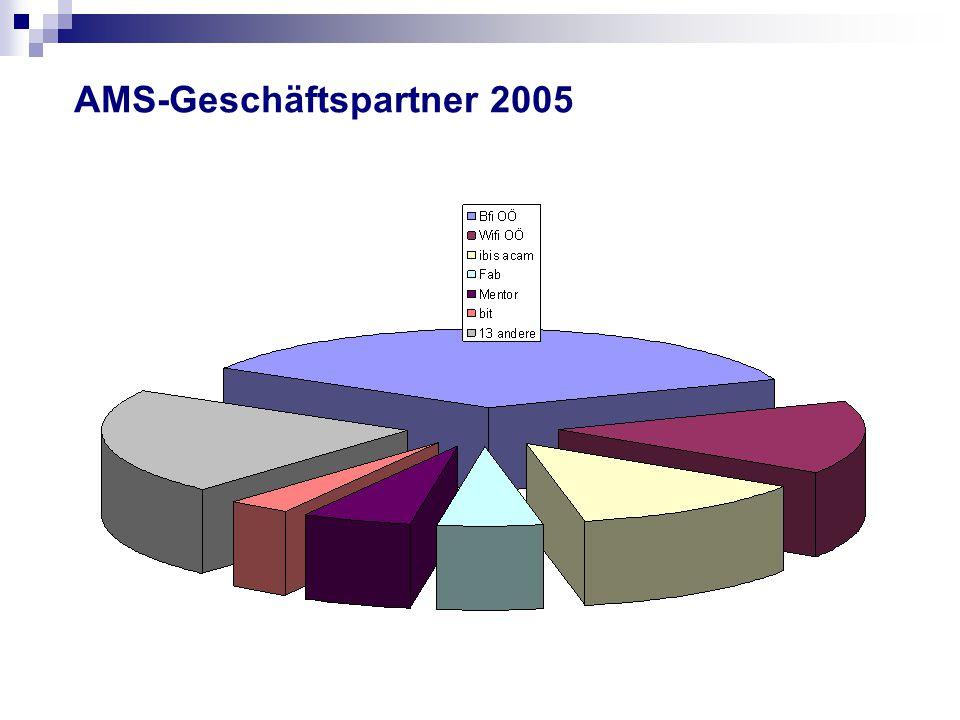 AMS-Geschäftspartner 2005
