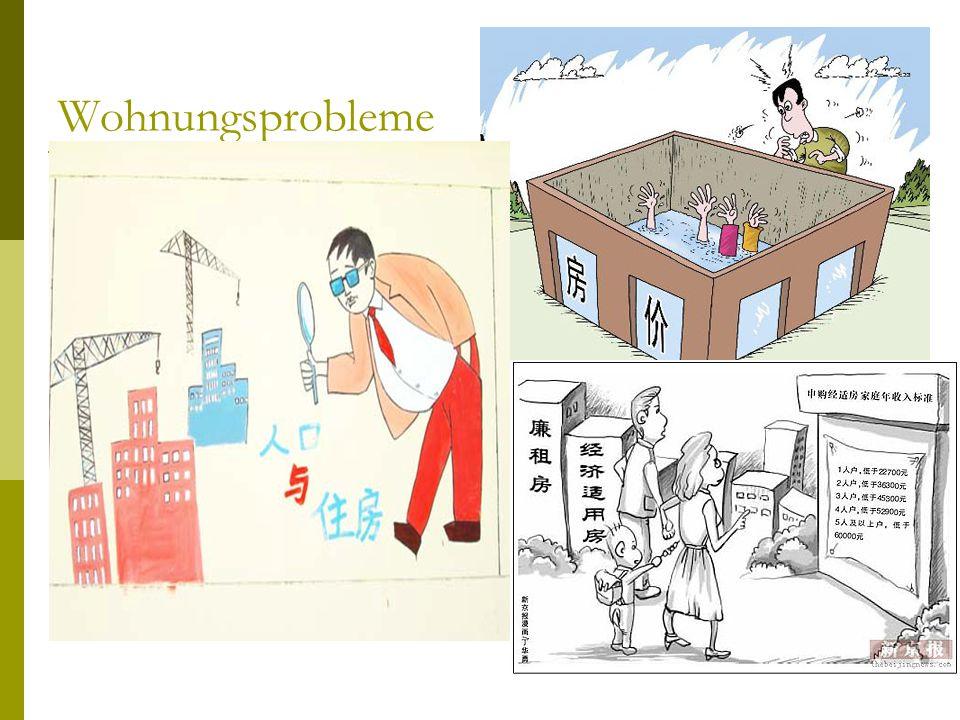 Wohnungsprobleme