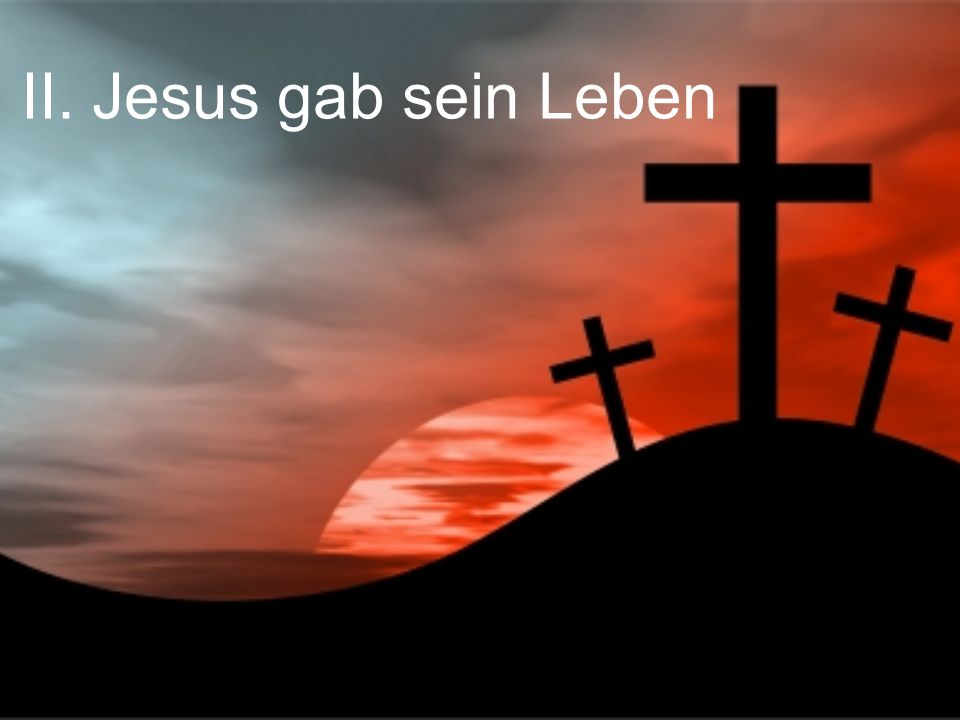 """Jesaja 53,5 """"Wegen unserer Schuld wurde er gequält und wegen unseres Ungehorsams geschlagen."""