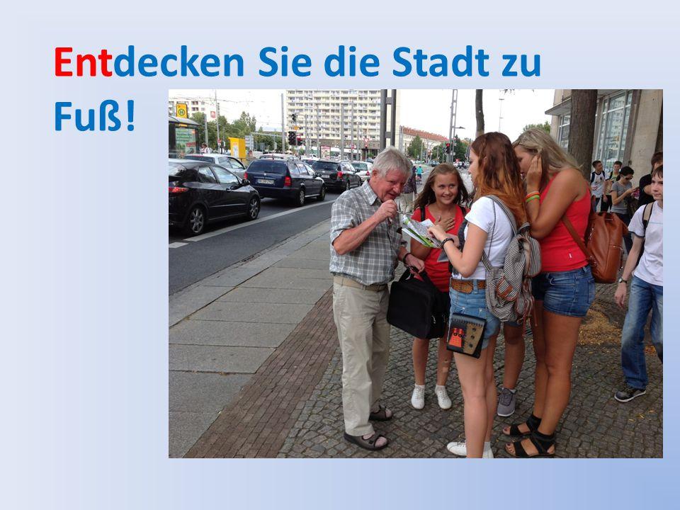 Besuchen Sie das Brandenburger Tor,