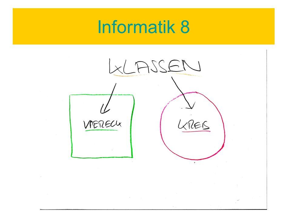 Informatik 8