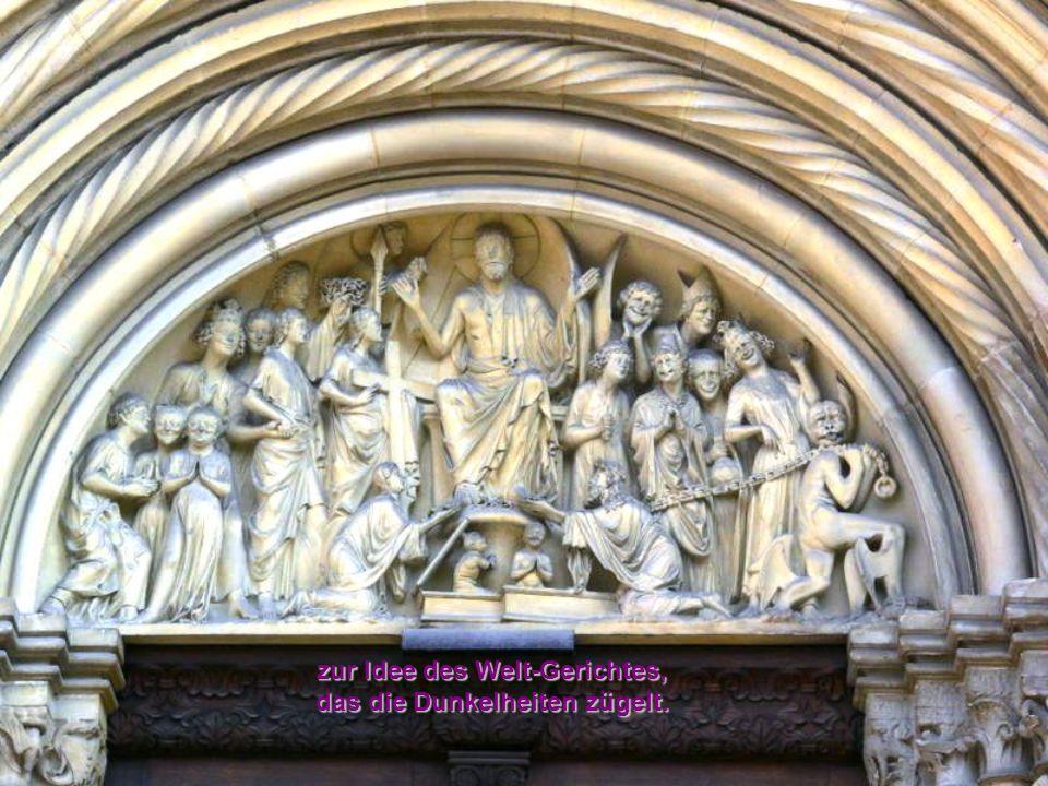 Das Prinzip des Guten Lichtes, hat die Religion beflügelt