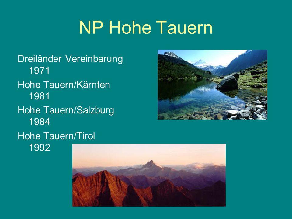 """Bereits 1813 erste Beschlüsse zur Schaffung eines Naturschutzparks 1958 als erste Region Österreichs zu Naturschutzgebiet erklärt Plan zur Errichtung eines Kraftwerks in 70er Jahren  Gründung der """"Plattform Gesäuse 1975, 1981 und 1993 drei Resolutionen zur Errichtung eines Nationalparks in den steirischen Alpen"""