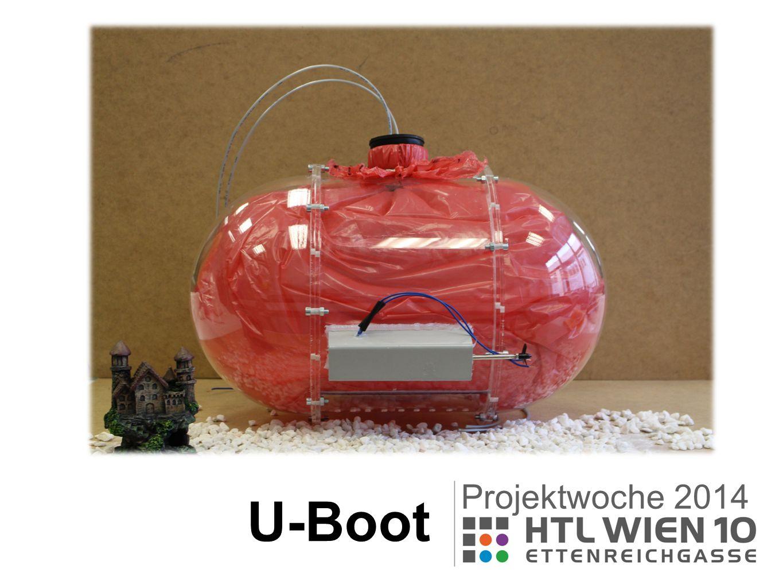 U-Boot Projektwoche 2014
