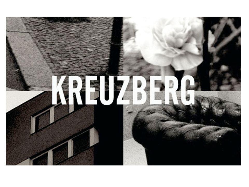 Kreuzberg ist ein Teil des Bezirks Friedrichshain-Kreuzberg von Berlin, die Hauptstadt von Deutschland Bedeutung: Kreuz (cruz) Berg (montaña).