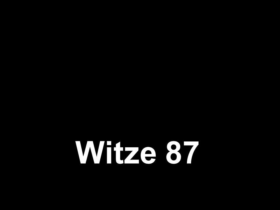 Witze 87