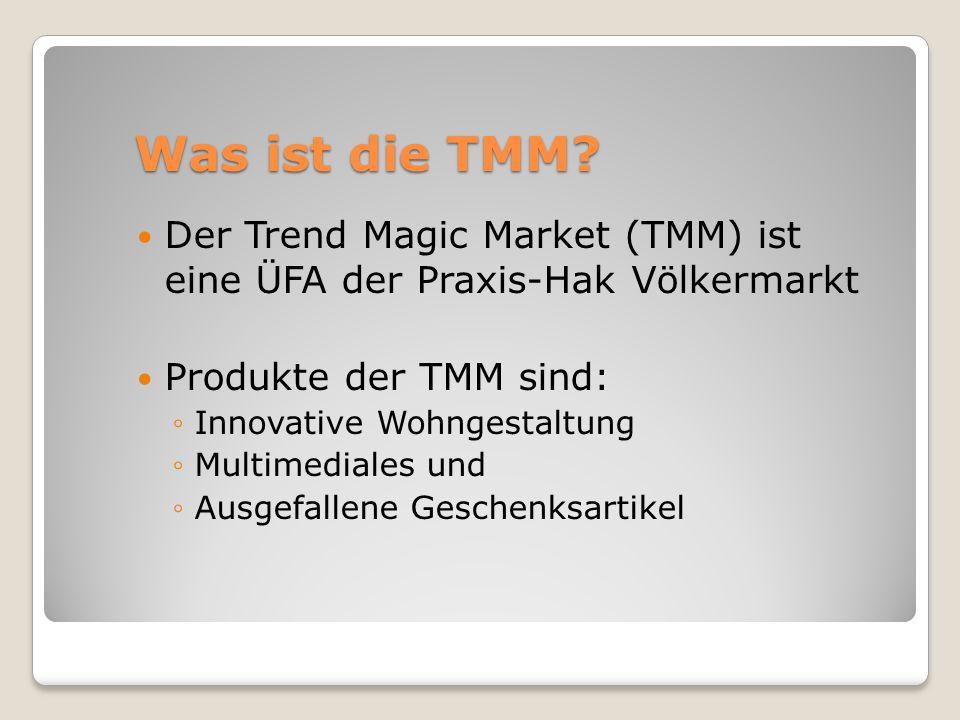 Was ist die TMM.