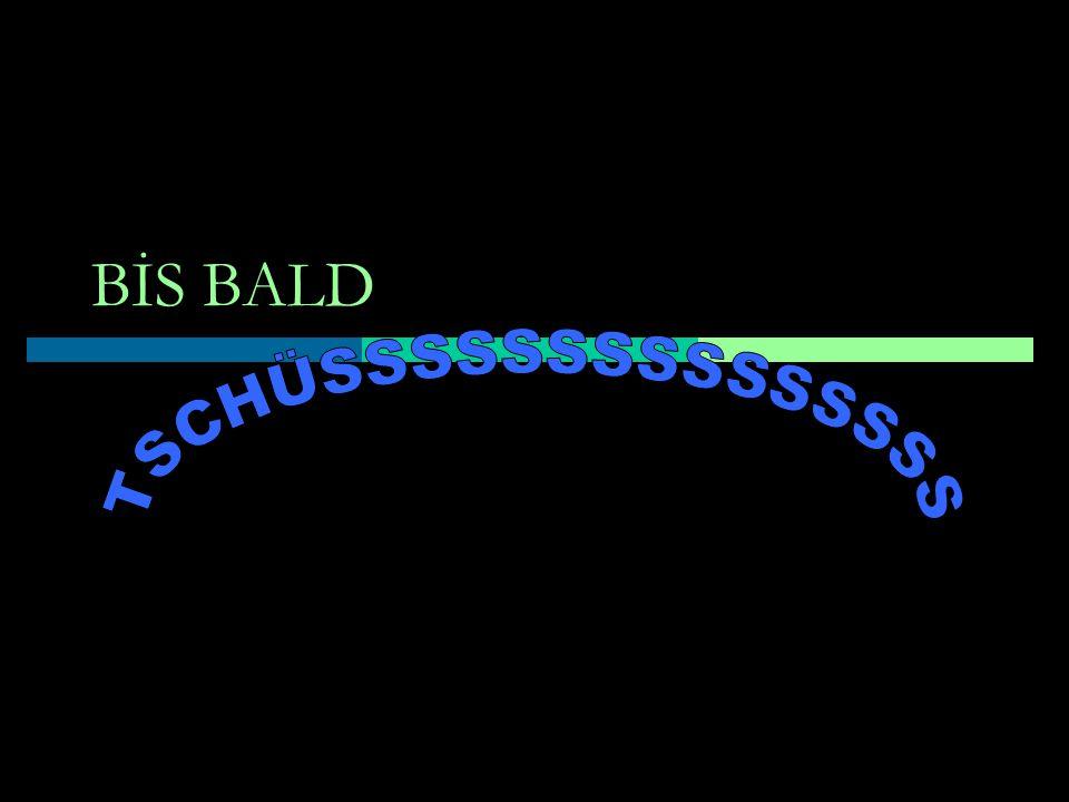 BİS BALD