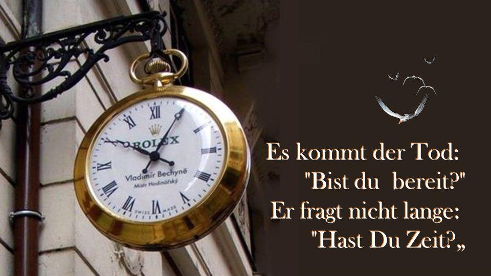 Doch einmal geht die Zeit zu Ende, dann tritt sie ein, die große Wende. Doch einmal geht die Zeit zu Ende, dann tritt sie ein, die große Wende.
