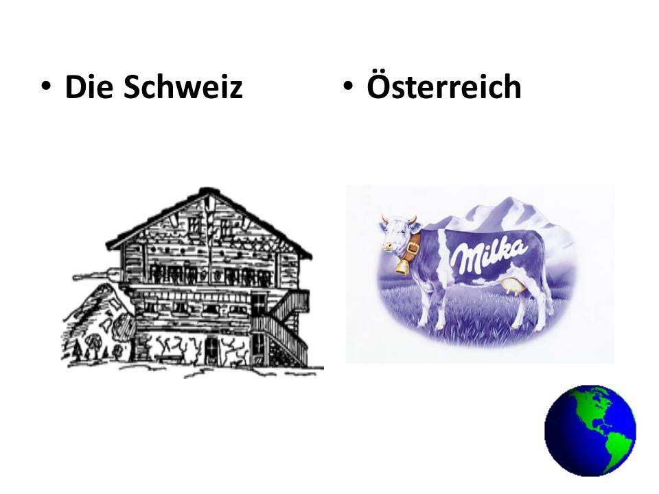 Die Schweiz Österreich