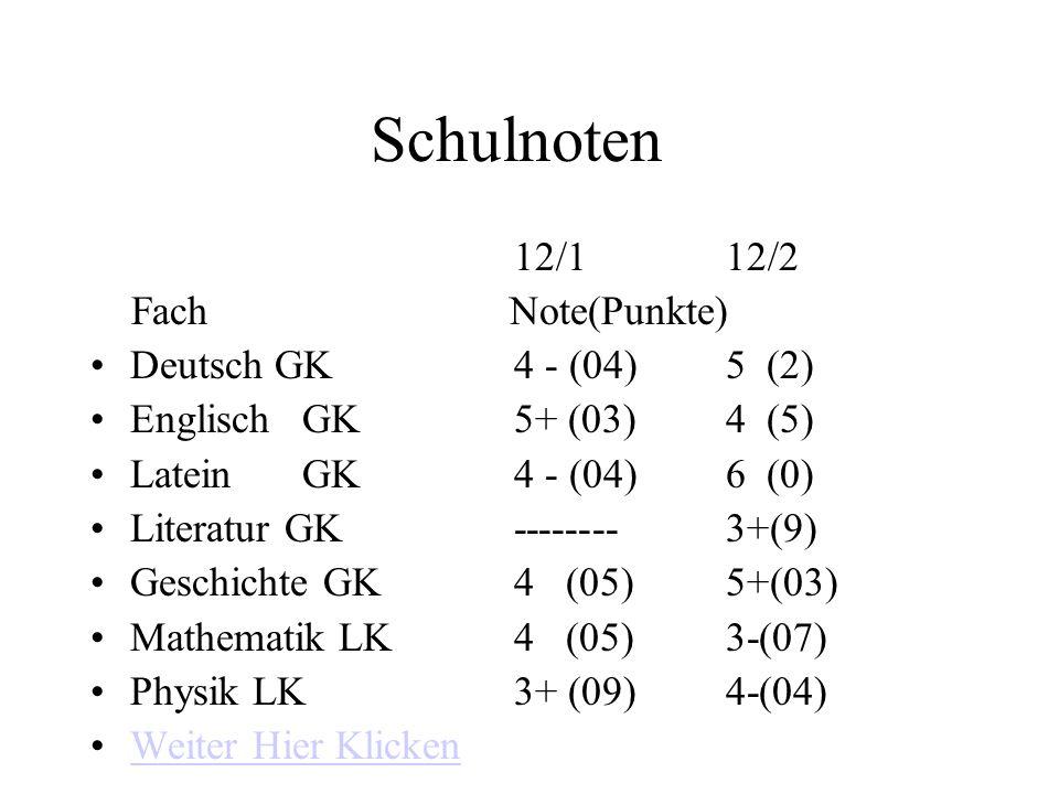 Schulausbildung Beruflicher Werdegang 08.92-06.94 Otto Hahn Gymnasium » Schulischer Teil Fachhochschulreife 01.95-12.95 Bundeswehr 01.96-07.97 Berufli