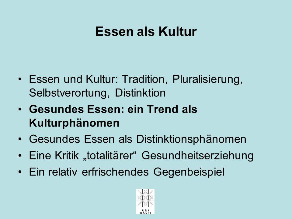 """""""Die Müeslis: gesund ökologisch naturnah schweizerisch Kinderessen sportlich luxuriös schnell Mittelschichts-Essen individuell grusig"""