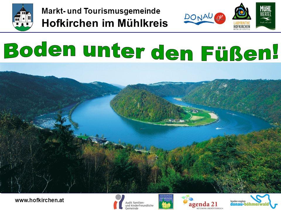 Markt- und Tourismusgemeinde Hofkirchen im Mühlkreis www.hofkirchen.at Pilot Projekt Nov.