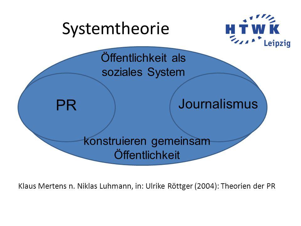 Systemtheorie Klaus Mertens n.
