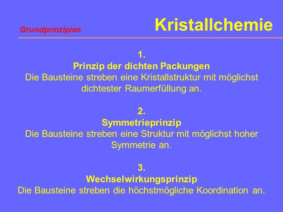 Kapitel 14: 14.1Vorbetrachtungen zur Mineralsystematik 14.2Mineralsystematik nach Strunz Spezielle Mineralogie