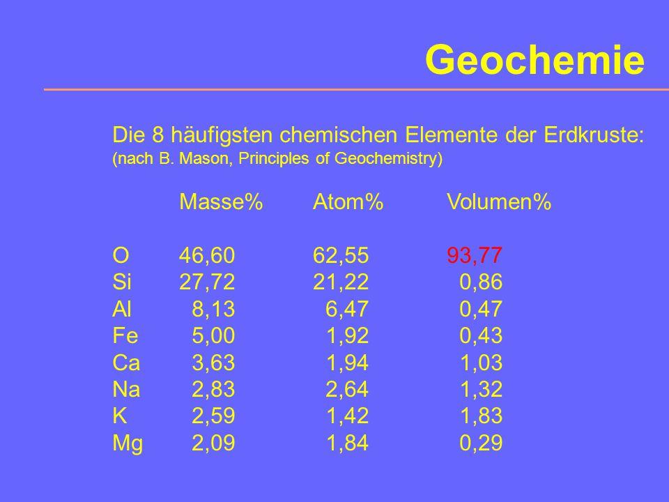 Polymorphie Viele Kristalle können bei gleicher chemischer Zusammen- setzung (unter verschiedenen thermodynamischen Be- dingungen) in verschiedenen Kr
