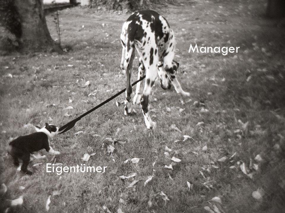 Manager Eigentümer