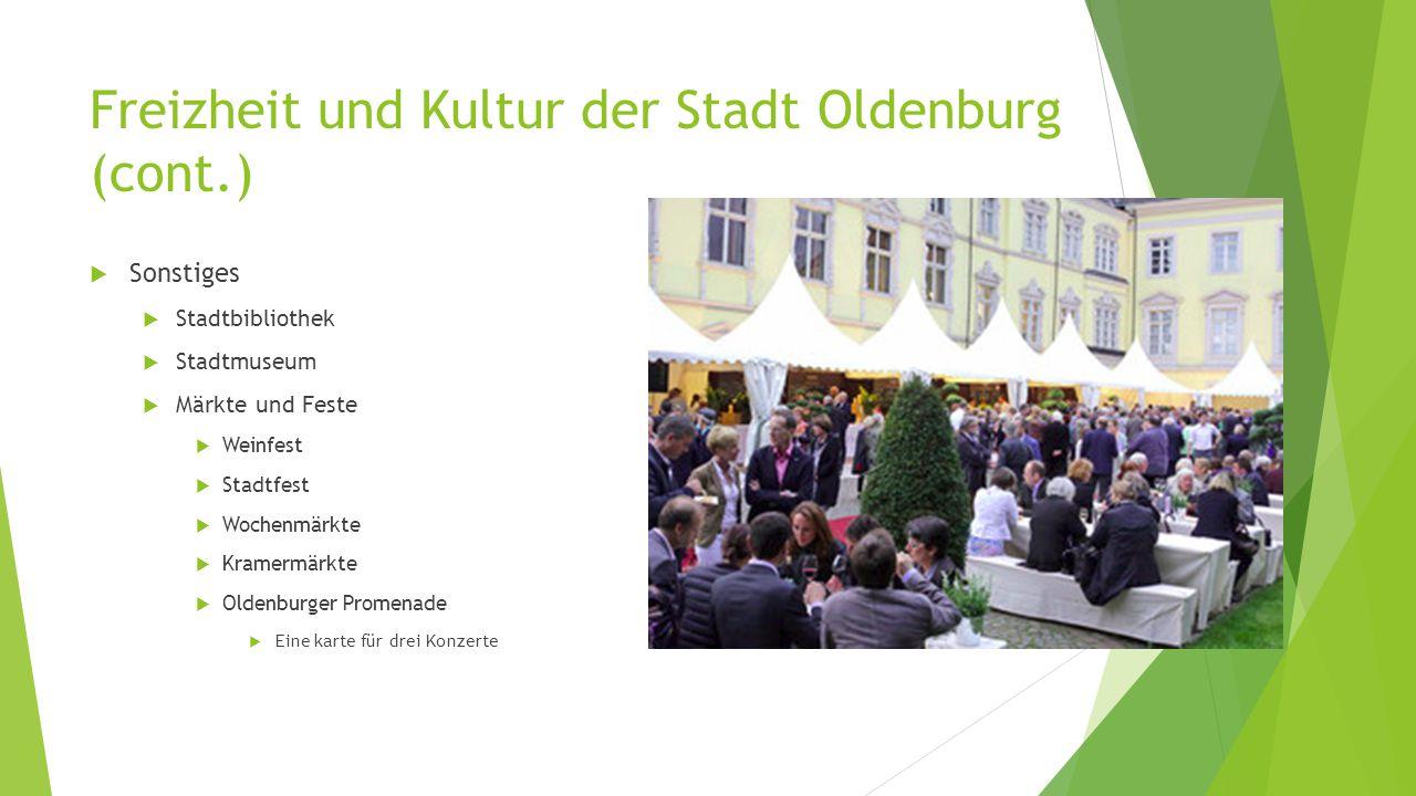 Quellen  http://www.uni-oldenburg.de/en/ http://www.uni-oldenburg.de/en/  http://de.wikipedia.org/wiki/Carl_von_Ossietzky_Universit%C3%A4t_Oldenburg http://de.wikipedia.org/wiki/Carl_von_Ossietzky_Universit%C3%A4t_Oldenburg  http://de.wikipedia.org/wiki/Carl_von_Ossietzky http://de.wikipedia.org/wiki/Carl_von_Ossietzky