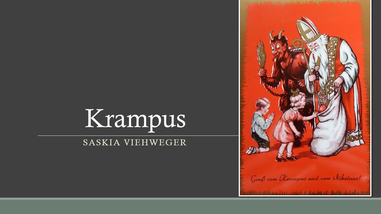 Krampus SASKIA VIEHWEGER
