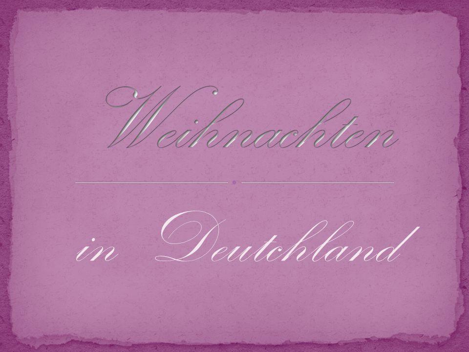 in Deutchland