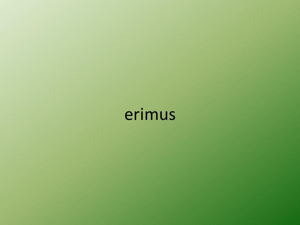erimus