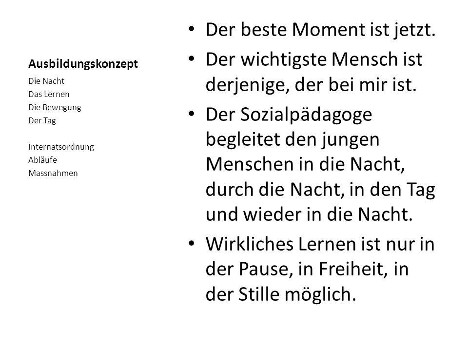 Die Nacht Die Begleitung des Schlafes als hohe Kunst der aktiven Resignation. Schutzengelfunktion.