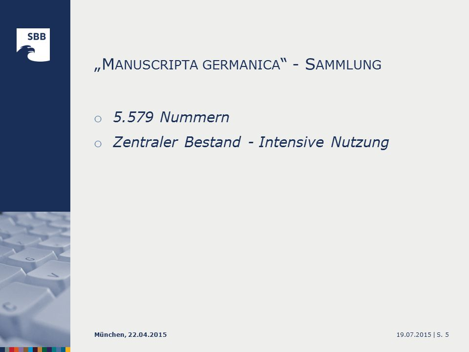 19.07.2015 |München, 22.04.2015S. 26