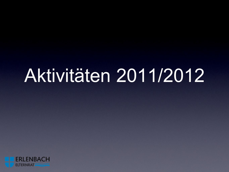 Aktivitäten 2011/2012