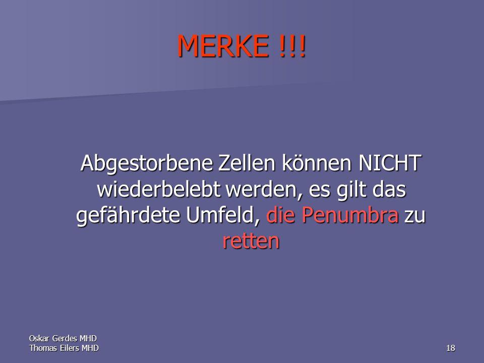 Oskar Gerdes MHD Thomas Eilers MHD18 MERKE !!.