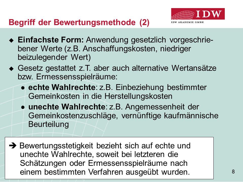 19 Angaben im Anhang (5) Besonderheiten (Forts.):  Die Berichtspflichten umfassen nur solche Angaben, die nicht schon in anderen Vorschriften geregelt wurden (z.B.
