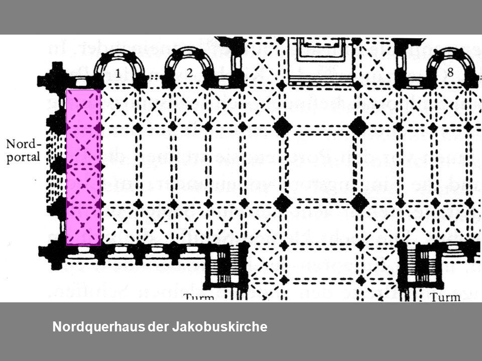 Nordquerhaus der Jakobuskirche