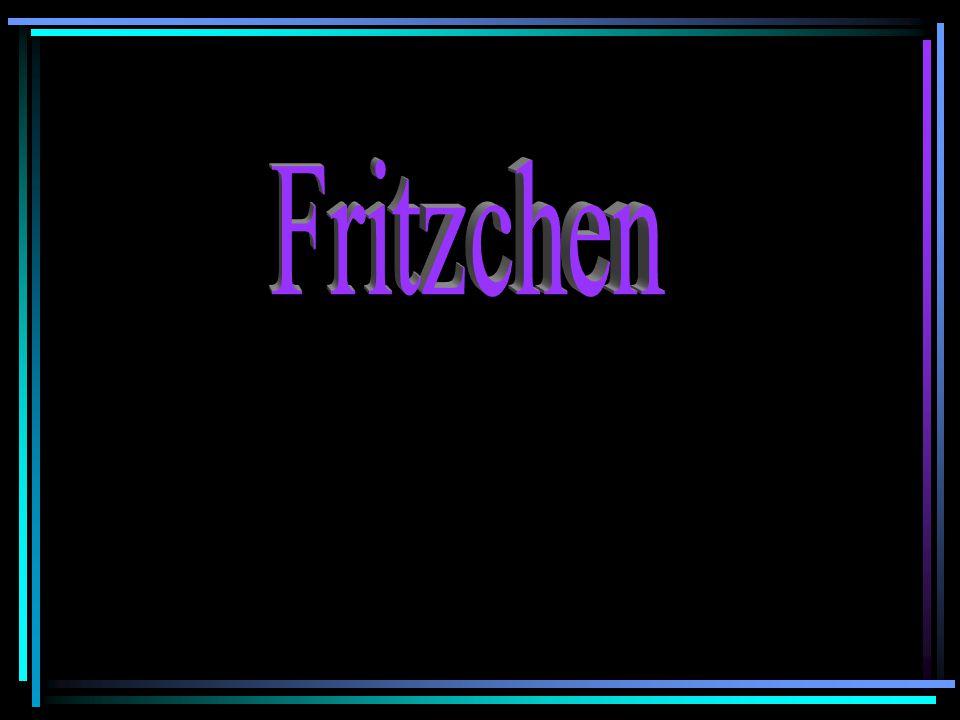 Klein-Fritzchen kommt mit seinem Vater an einem Haus vorbei, an dem eine rote Laterne hängt.