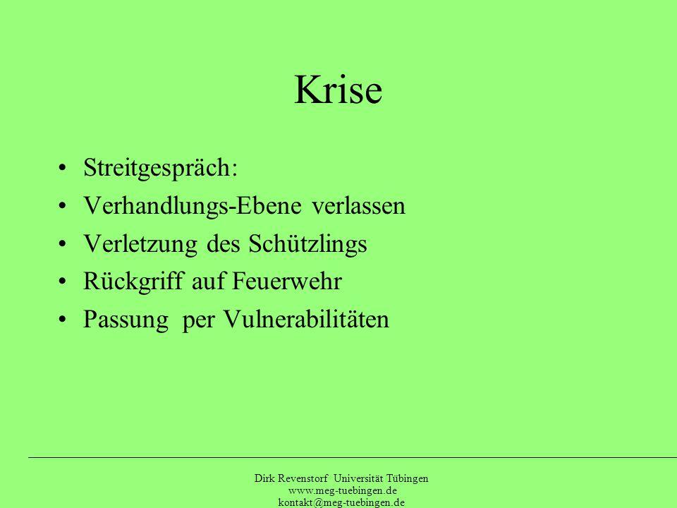 """Dirk Revenstorf Universität Tübingen www.meg-tuebingen.de kontakt@meg-tuebingen.de Alte Muster Johannes Biografische Frustration """"Du bist mir zuviel."""