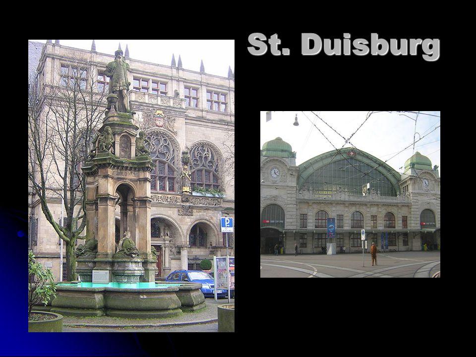 St. Duisburg St. Duisburg
