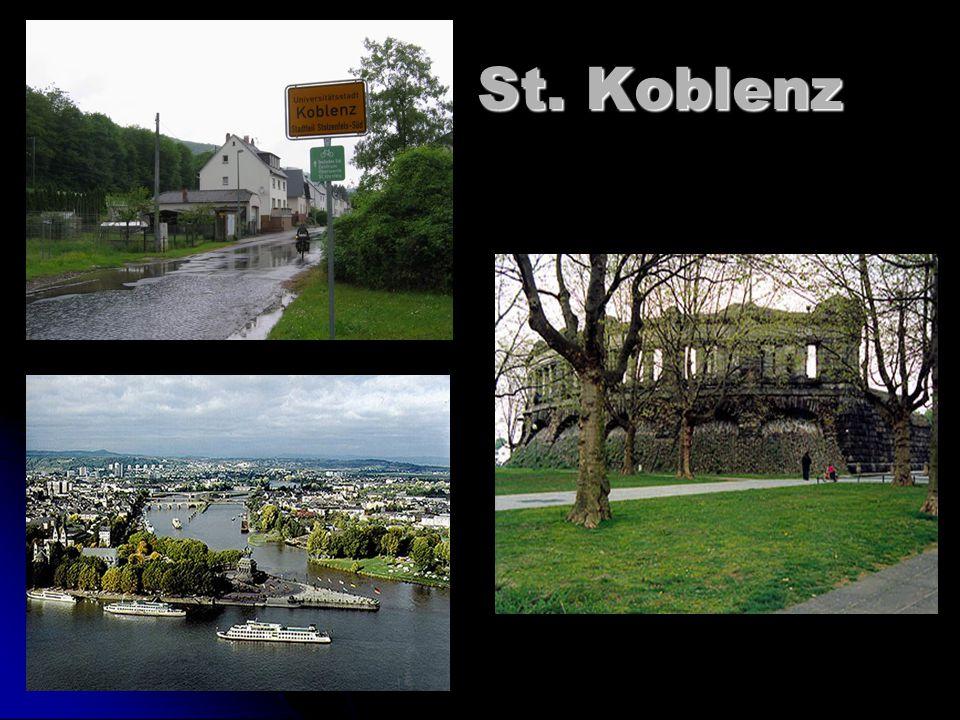 St. Koblenz St. Koblenz