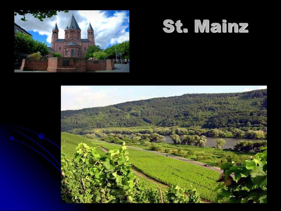 St. Mainz St. Mainz
