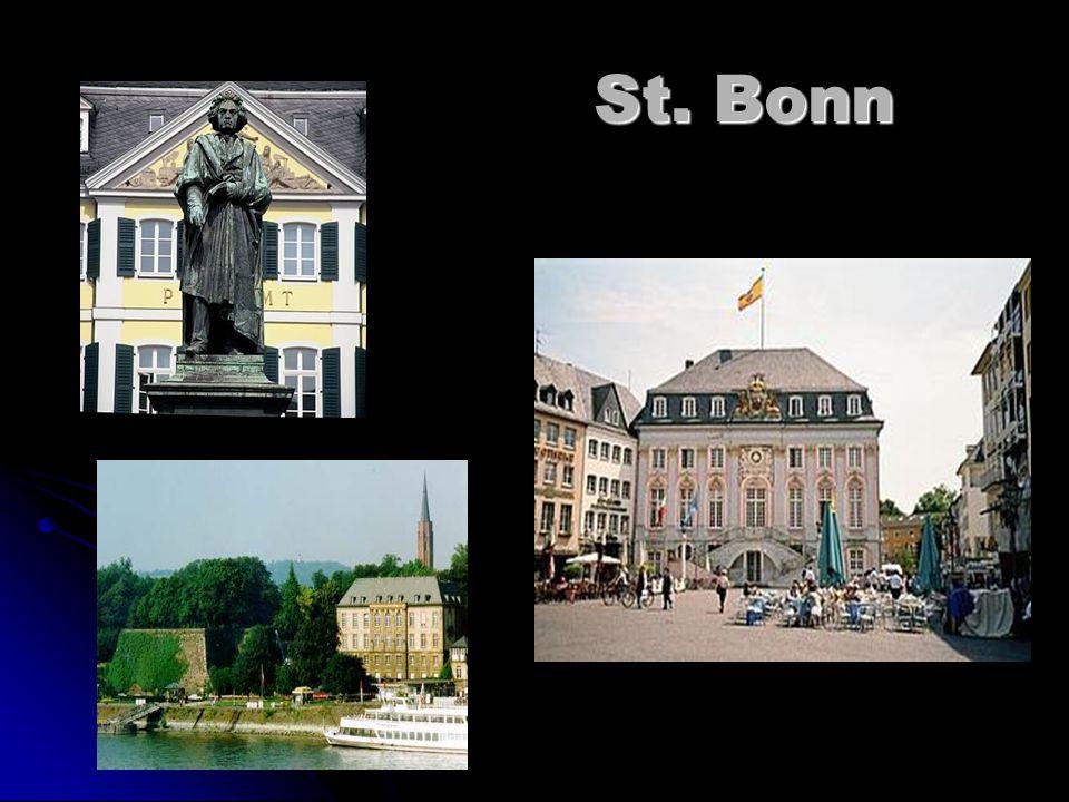 St. Bonn St. Bonn