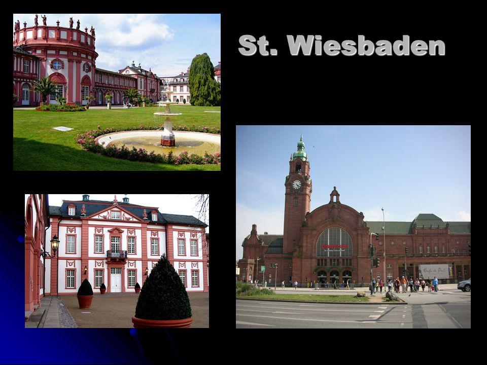 St. Wiesbaden St. Wiesbaden