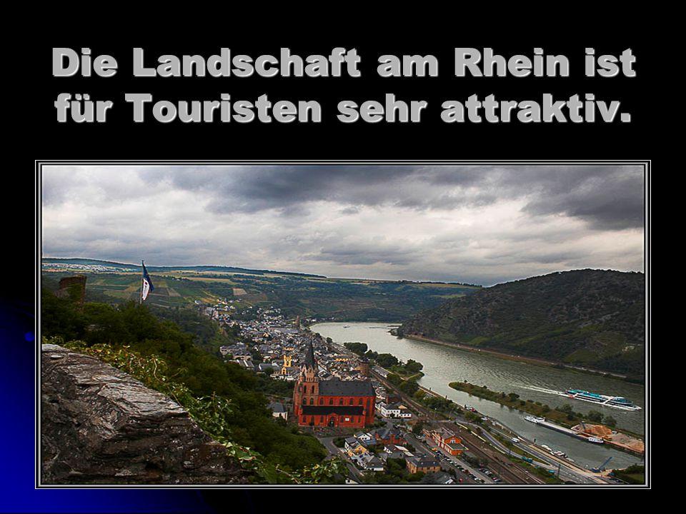 Für Europas Wirtschaft Für Europas Wirtschaft ist der Rhein als Verkehrsader von großer Bedeutung.