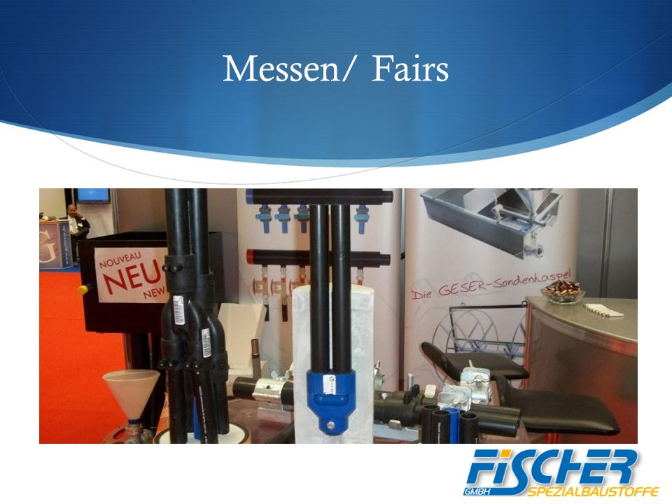 Messen/ Fairs