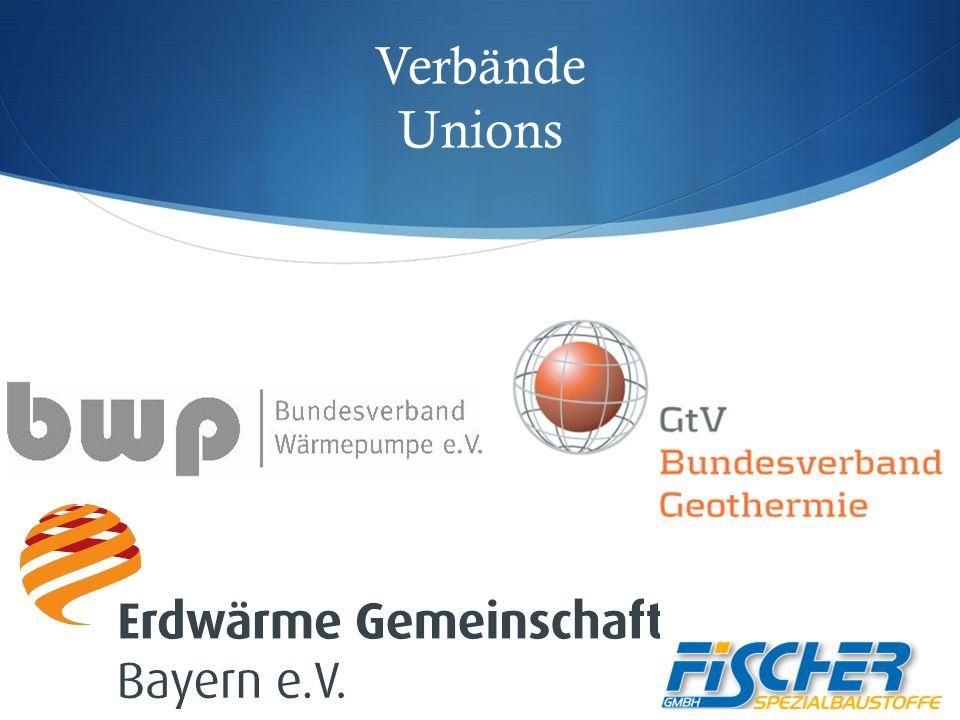 Verbände Unions