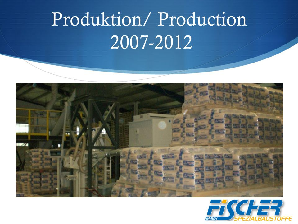 Produktion/ Production ab 2013