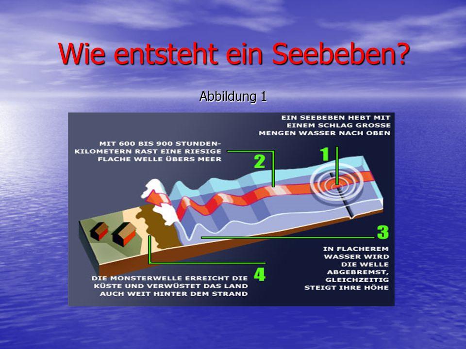 Wie entsteht ein Seebeben? Abbildung 1