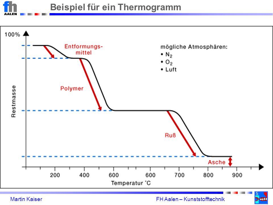 5 Martin Kaiser FH Aalen – Kunststofftechnik Beispiel für ein Thermogramm
