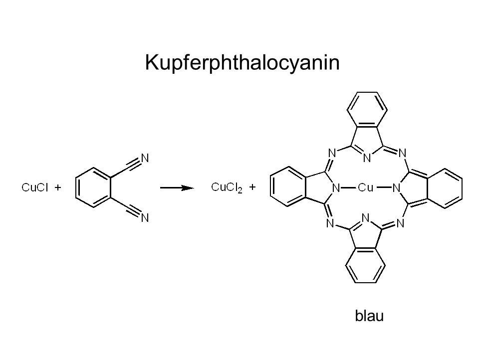 Kupferphthalocyanin blau